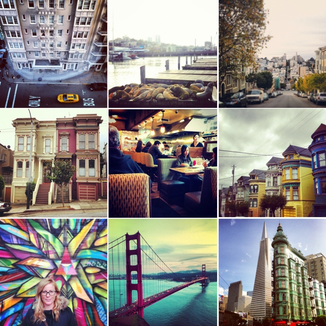 sanfran collage