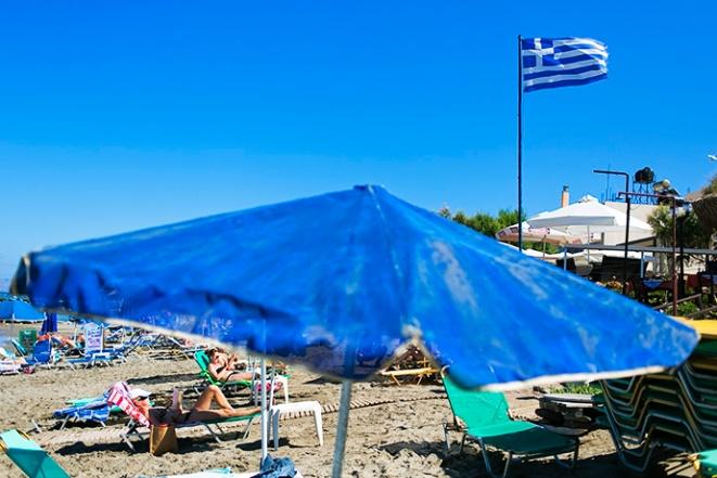 Charter på Kreta
