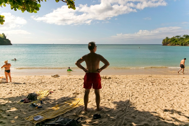 Morne Rouge Beach Grenada 01