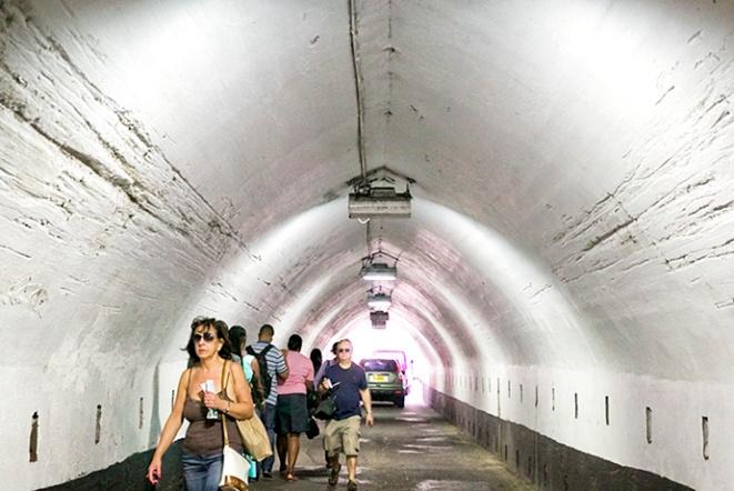 Sendall Tunnel Grenada