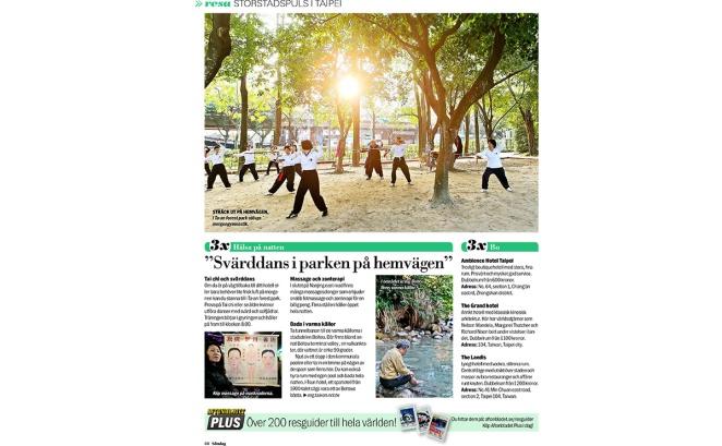 Taipei Aftonbladet Söndag 3