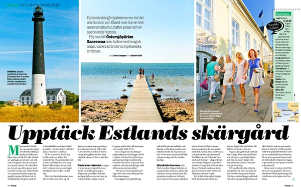 Estlands Skägård Aftonbladet 01